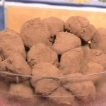 Кулинарные рецепты — Шоколадные трюфели